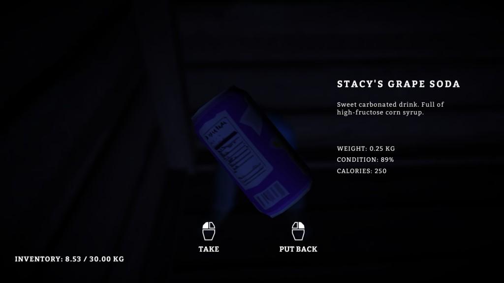 Stacy's Soda